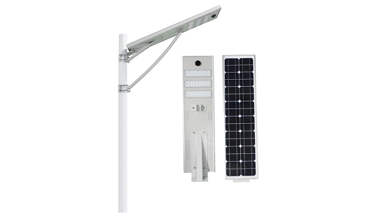 Advantages of integrated all-in-one street lights