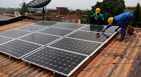 Home solar power generation system makes life better