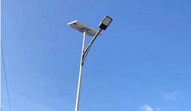 New rural road lighting renovation project --HOMMIIEE Solar